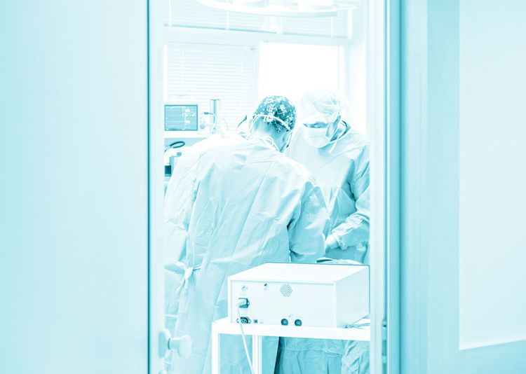 Operating room. Doctor  Emergency Health Health Care Hospital Hygiene Indoors  Medicine Operating Room Operation Procedure Service Surgeon Surgery Technology