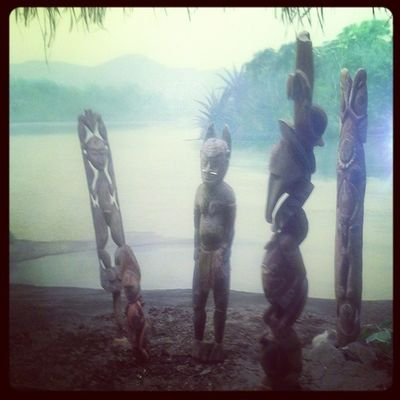 Voodoo island ..
