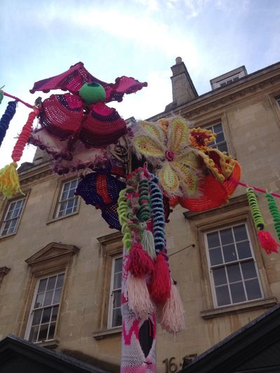 Textured  Streetphotography Streetart Crochet Street City Of Bath Colours Knitting Showcase April