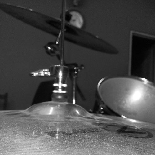 I become better and better day by day! \m/ Zildjian Mapex Hihats