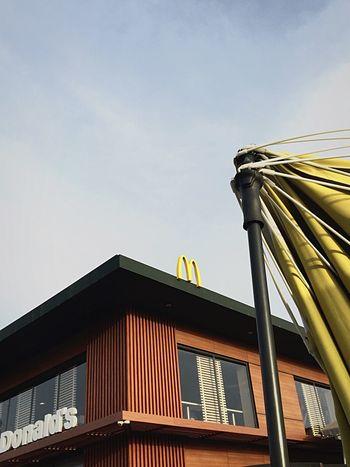 Mcdonalds McDonald's Fastfood Architecture