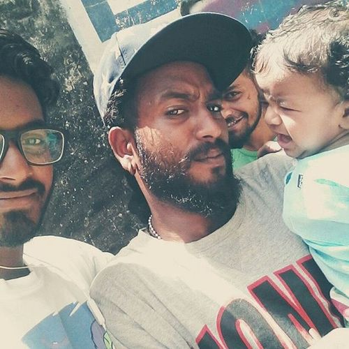 With Dopedaddy & Rifah Happyfeeling