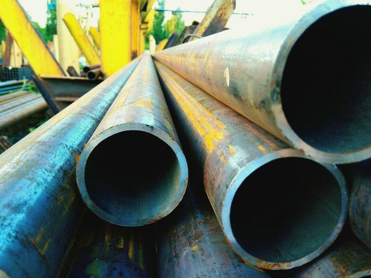 Pipe - Tube Metal Industry Industry Tube бекас Nature