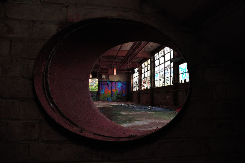 Abandoned & Derelict Abandoned Places Derelict Sheffield Yorkshire Abandoned Abandoned Buildings Arch Architecture Built Structure Close-up Day Derelict Building Derp Indoors  No People Urban Decay Urbanphotography Urbex Water Window