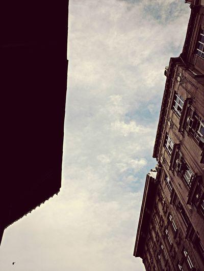Aklım bir karış havada ;) Urban Geometry