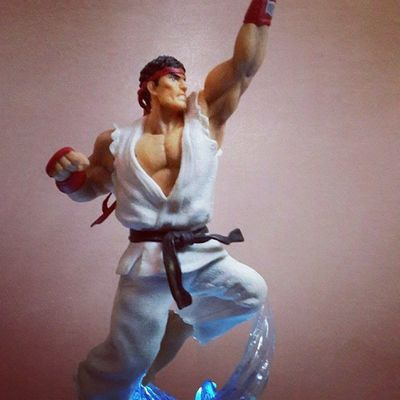 Ryu Street_fighter CAPCOM