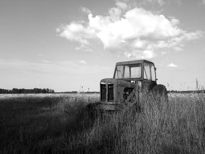Traktor First Eyeem Photo