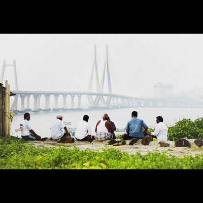 all they know is that you are trying to get to the CITY OF GOLD, and that's enough COME ON BOARD, they say We'll adjust. Lovely_mumbai Repostindia Momentcapturerz Pw_mumbai MyMumbai ourbombay our_bombay ig_sky ig_edit ig_portrait IGCAPTURESCLUB