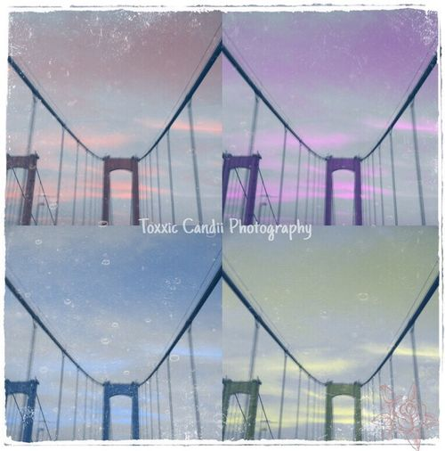 Bridge Popart Colors Toxxiccandii IPhoneography