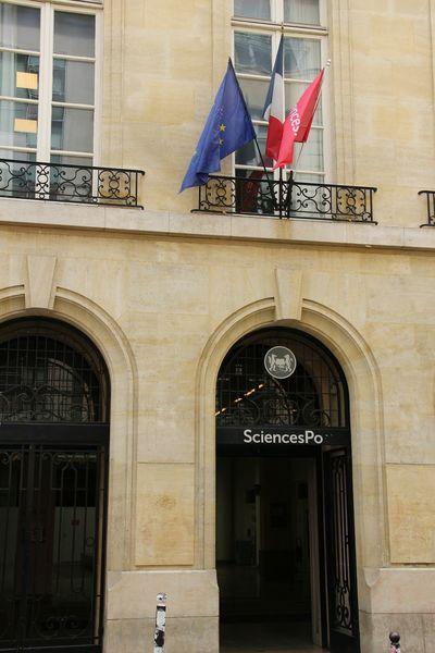 Sciences Po Sciences Po Paris New School So Happy And Exciting Paris ❤ New Life Begins
