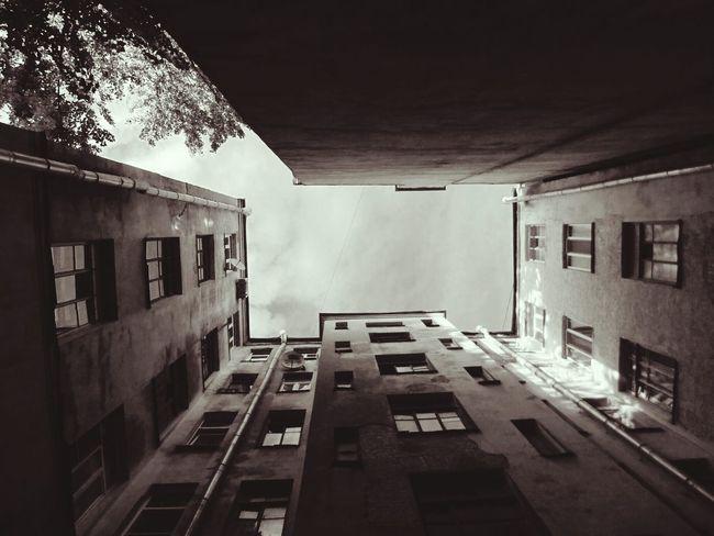 City Apartment Window Architecture Building Exterior Sky Built Structure