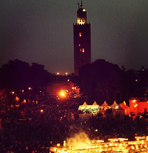 Discover Your City Marrakesh Nights Nightlife Morocco