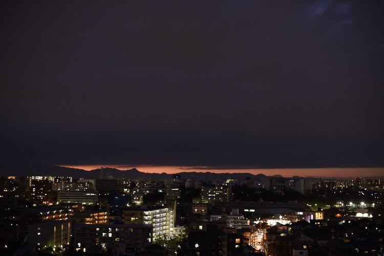 シャッターの向こう側 Showcase: February Sunset Sky Japan Living Life Snapshots Of Life Darkness And Light Love