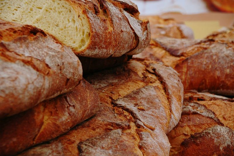 Pane Pugliese Fresh On Market 2017