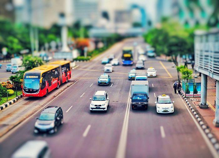 Mini Jakarta Streetphotography Jakarta EyeEm Indonesia Everybodystreet Jakartastreetphotography Tilt Shift I Love My City Miniature Tiltshift
