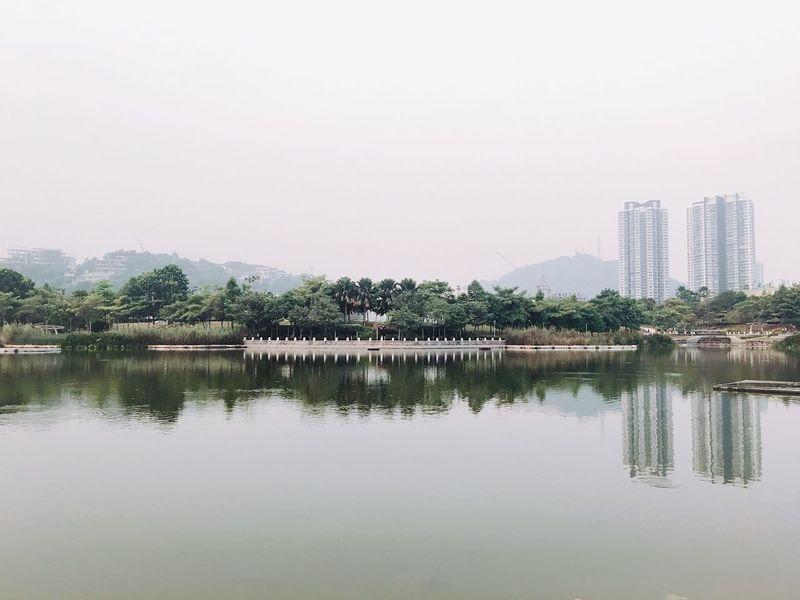Park Reflection Water Lake Water Reflections View Check This Out Taking Photos Kuala Lumpur