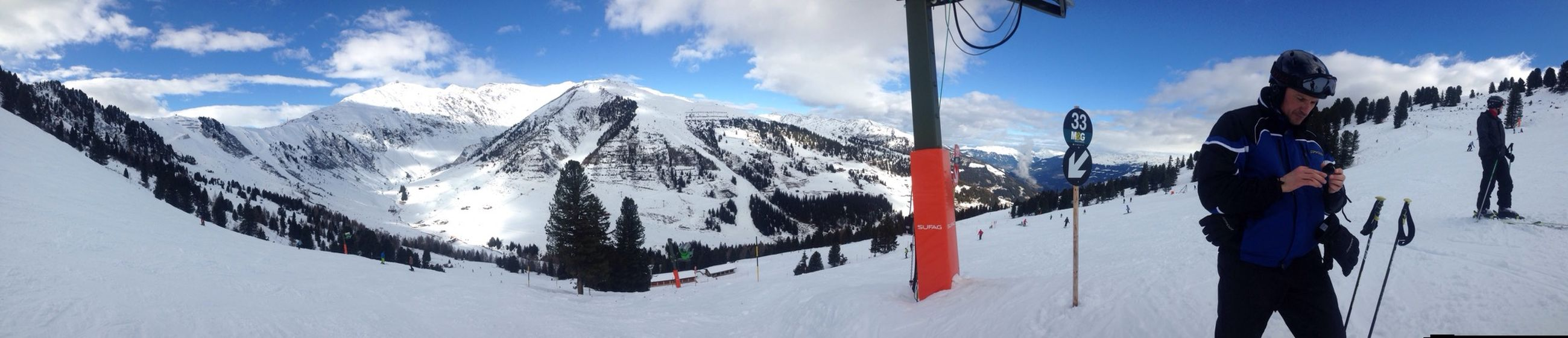 Nature Snow Winter Österreich Skiing Photooftheday Photography Panorama