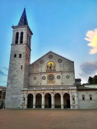 Church Sky Italy Colors Italia Monuments Take Picture