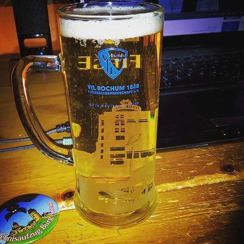 Vfl Bochum Bier Kühlesblondes Drunk Drink Biertrinken