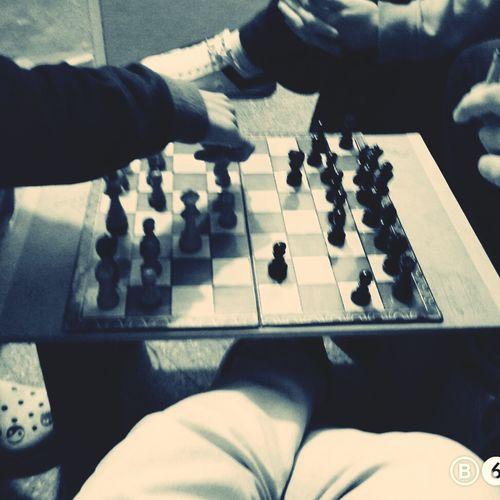 Noche de ajedrez! First Eyeem Photo