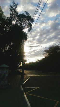 Goodmorning Summer Sky