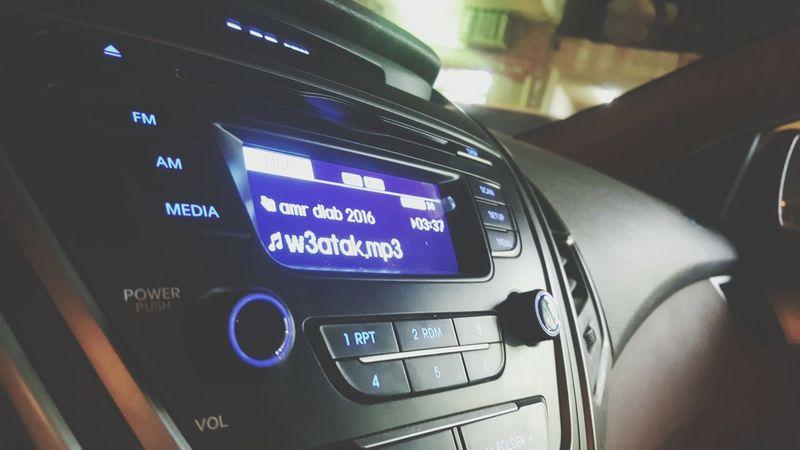 TakeoverMusic Hyndai Elantra Amr Diab Outdoors Riyadh Day Night Full Length Dark Portrait El7oot Mp3Player 2016 Photography Music Is My Life Music Arabic Style Arabic Arabian Arab World