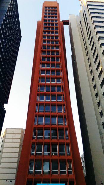 Citibank Paulista Paulistaavenue Brazil Street Avenue Sampa Prediosdesaopaulo Building Sky