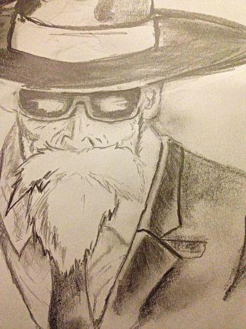 Art My Draw ♥ Maestro Roshi