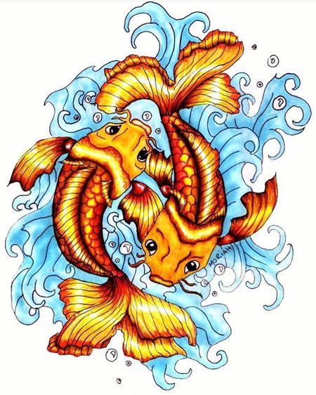 happy pisces month Pisces Baby Pisces Season Birthdaymonth Fish Mermaid ♓
