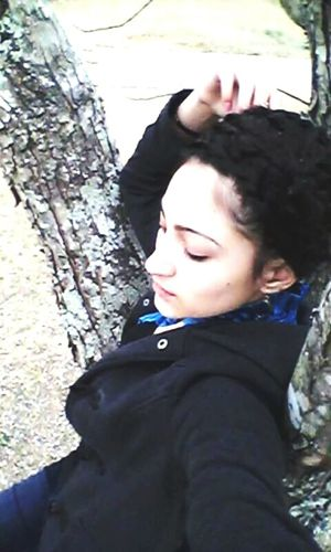 Climbing trees for the fun of photography Hairstylist When Im Bored