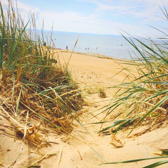 Beach That's Me Enjoying Life