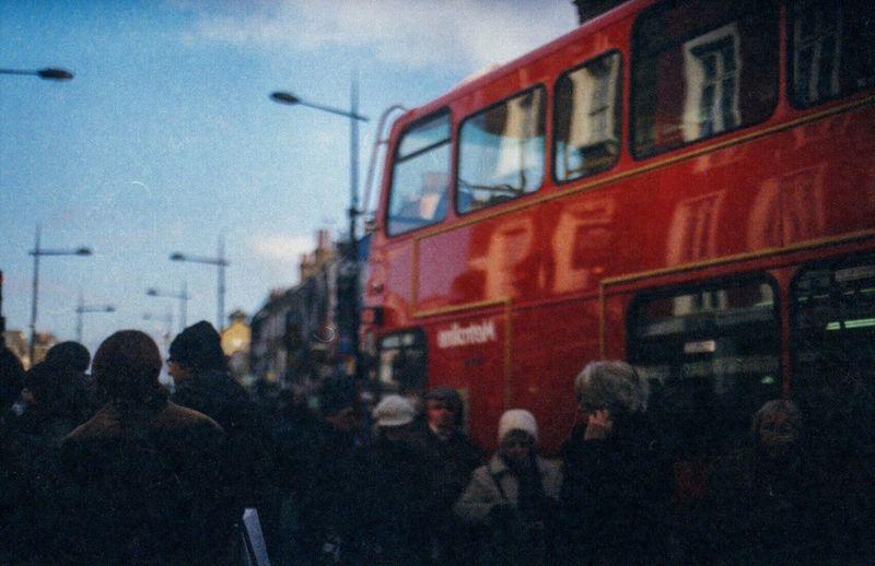 London Doubledecker Streetphotography