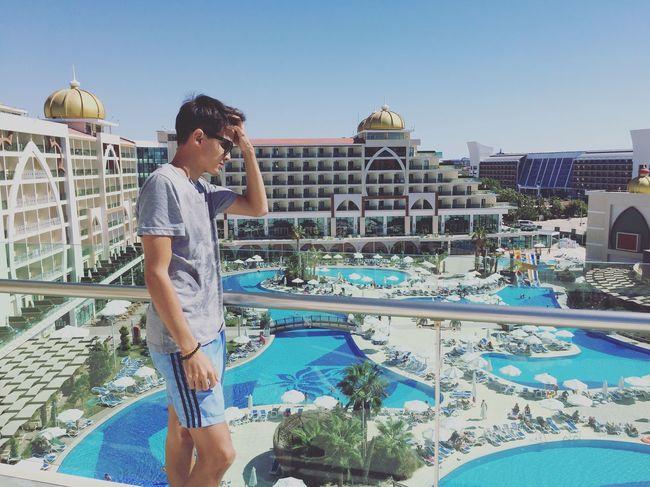 Kısa bir tatil.. Summer Sun Hotel Resort Spa Alan Xafira Deluxe