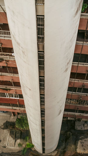 Architecture Built Structure Building Exterior No People Building Day Outdoors City Modern Window Low Angle View Office White Color Nature Architectural Column Close-up Apartment Staircase Residential District Pattern The Week on EyeEm