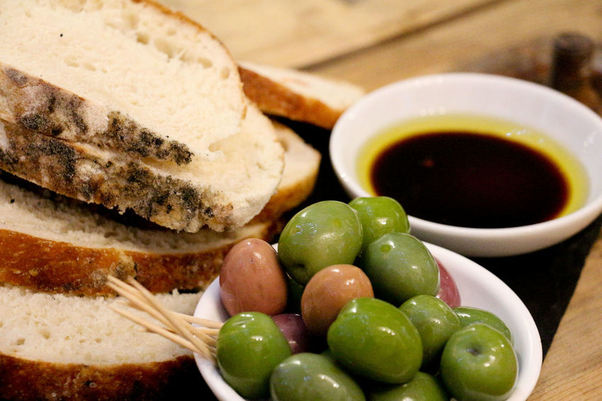 Bowl Bread Close-up Day DIP Food Food And Drink Freshness Healthy Eating Indoors  No People Ready-to-eat