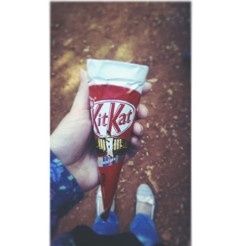 Icecream Chocolate Kitkat 💋💞💞❤️💕