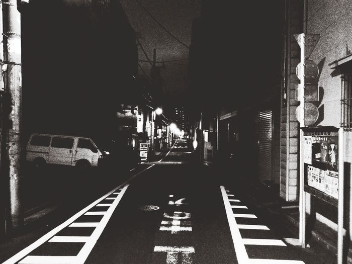lost Tokyo Streetphotography Capa Filter