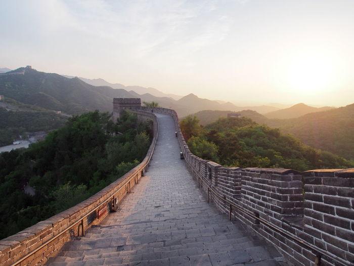 Great Wall near