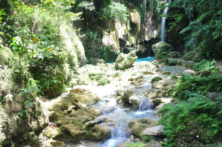Mag-Aso Falls Travel Nature Nature Photography Waterfall Negros Occidental Kabankalan