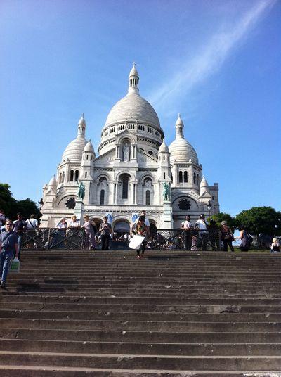 Montmartre on