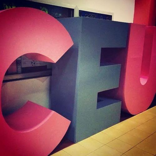 Pink University. It's more fun in the Philippines! Escolarian LifeHappensHere Céu