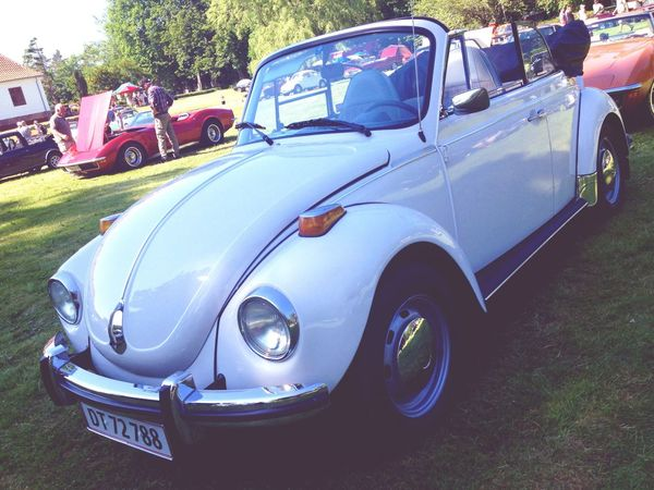 Cars are awesome👌🏻 Volkswagen Oldcars Beuty Of Cars CarShow Iphone4only Outdoors
