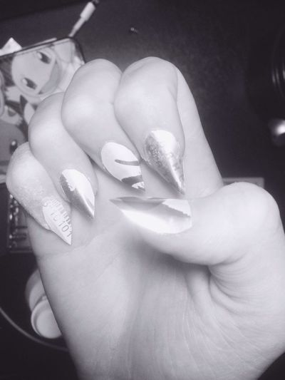 My claws!