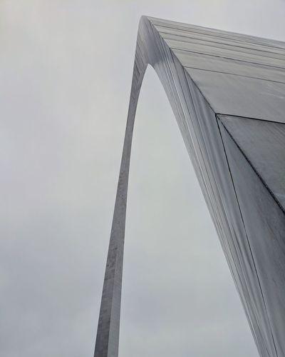 Arch Saint Louis Missouri Saint Louis Arch MidWest Sky Architecture Tall - High Architectural Feature Architectural Detail Architectural Design The Architect - 2019 EyeEm Awards
