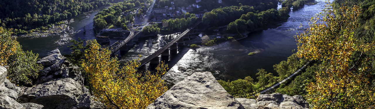 Harpers Ferry West Virginia Beauty In Nature Day Forest Mountain Nature No People Outdoors Power In Nature River Scenics Tree