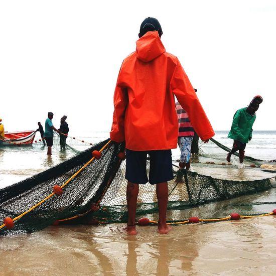 I Love My City Ilovecapetown Fisherman