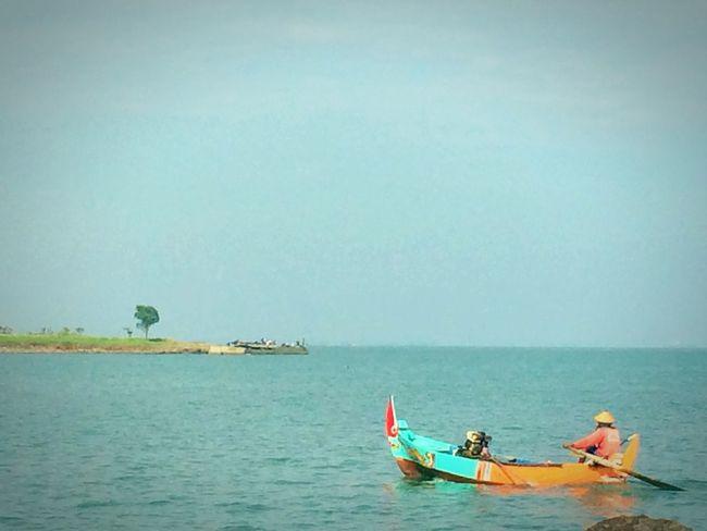 mencari arah pulang Fisherman Semarang Pantaimarina Accoustick INDONESIA