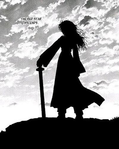 Manga, manga 😱 🐲 Akatsuki no yona 🐲 The red star ascends Akatsukinoyona Yonaofthedawn Theredstarascends 4dragons Redhead