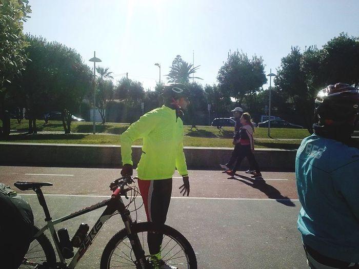Bike Enjoying Life
