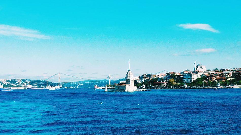 Feel The Journey Love Istanbulove Istanbulbogazi Kızkulesi Travel Photography